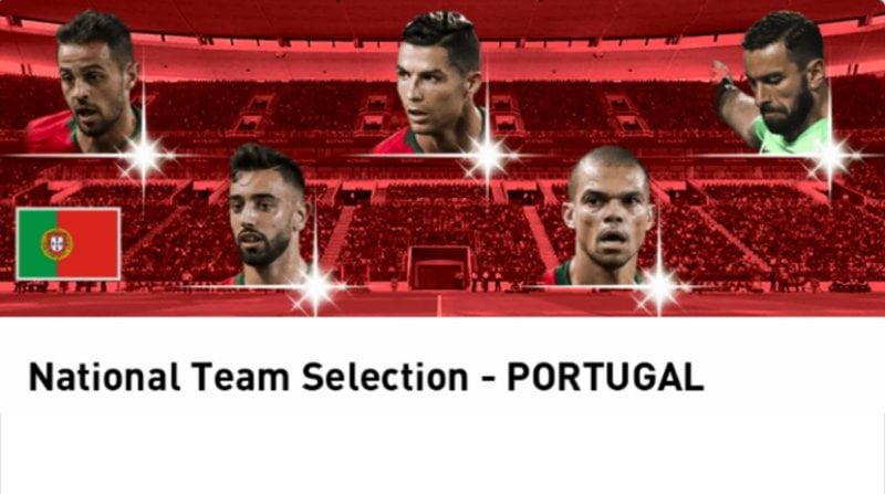 ウイイレアプリ fp ポルトガル