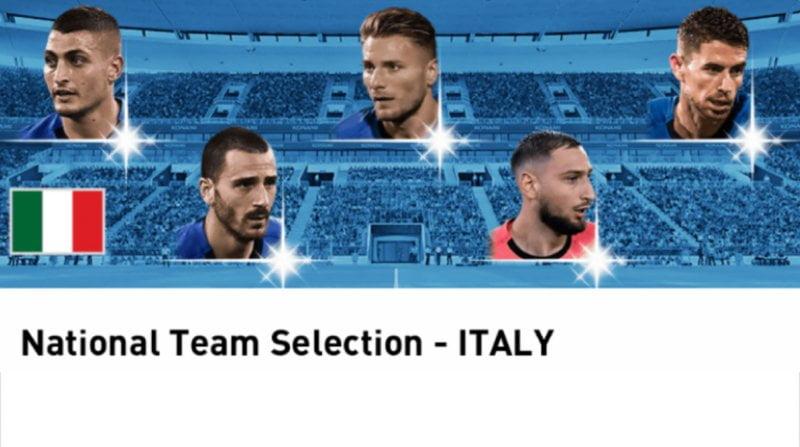 ウイイレアプリ fp イタリア